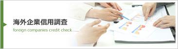 海外企業信用調査